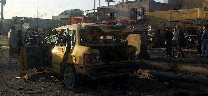 Bağdat'ta 9 Patlama: 28 Ölü