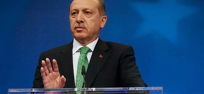 Erdoğan: 17 Aralık Bir Darbe Girişimiydi