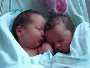 Fatma Candan-Kenan Günaydın Çiftinin İkiz Çocukları Oldu