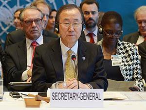 BM Hala Siyasi Çözümden Bahsediyor