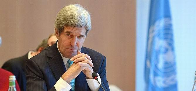 """Kerry: """"Kobani Stratejik Değil"""""""