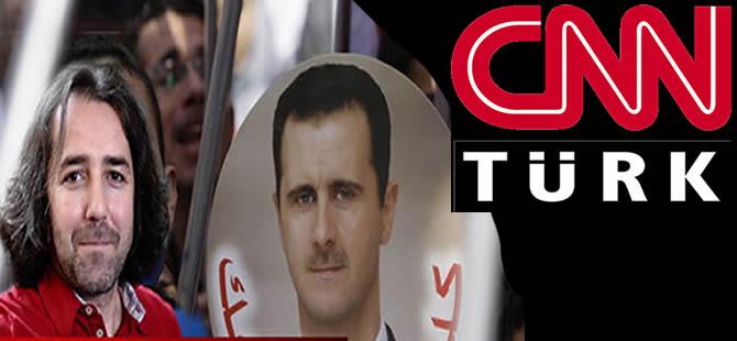 CNNTürk'te Baas Propagandasına Devam!