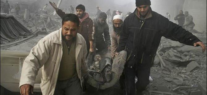 İsrail, Sivilleri Vurmak İçin Bahane Arıyor