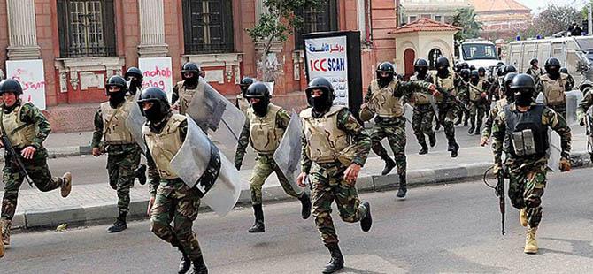 Mısır'da İhvan'a Yönelik Gözaltılar Sürüyor