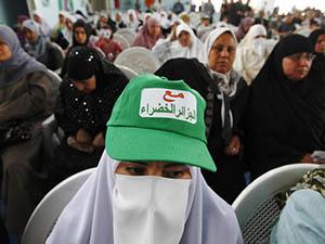 Cezayir'de İslamcı Parti, Seçimi Boykot Ediyor