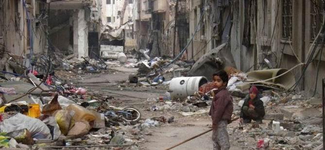 Beşşar Esed'den Kadın ve Çocuklara Şartlı İzin