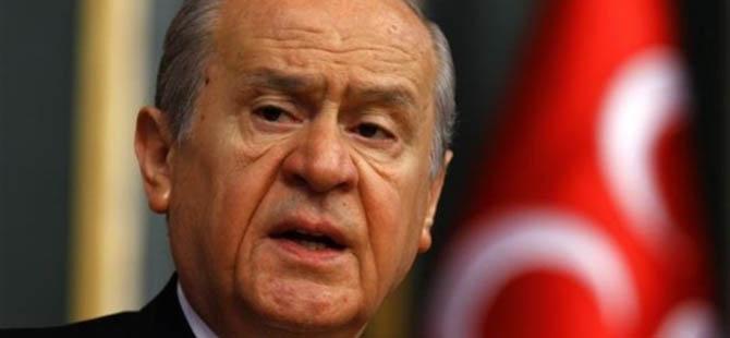 Bahçeli: AKP-MHP Koalisyonu Yanlış