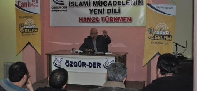 """Diyarbakır'da """"İslami Mücadelenin Yeni Dili"""" Semineri"""