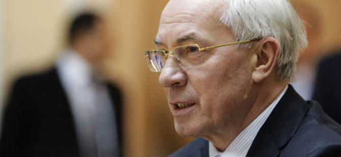 Ukrayna Başbakanı İstifa Etti
