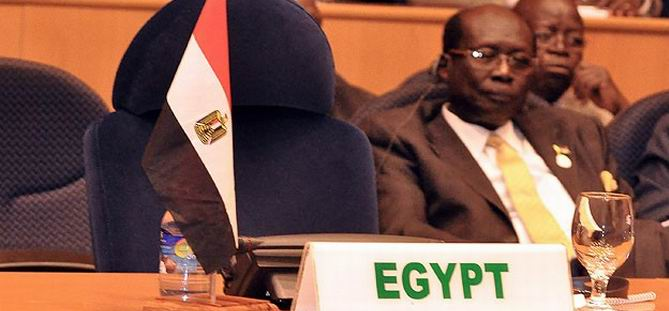 Afrika Birliği'nden Mısır Kararı
