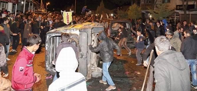 Özgür-Der: Hüda-Par'lılara Yapılan Saldırıyı Kınıyoruz!