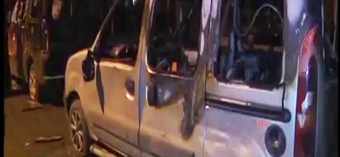 """""""Polis, Araçların Yakılmasına Göz Yumdu"""""""