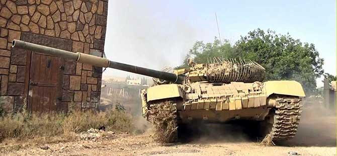Dariyya'da Esed'e Büyük Darbe: 250 Asker Öldürüldü