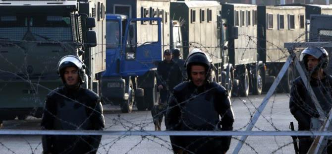 Mursi Polis Akademisi'ne Getirildi