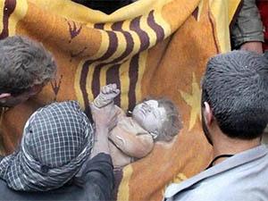 Suriye'de Dün 106 Kardeşimiz Katledildi
