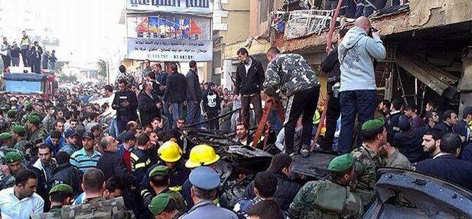 Lübnan'da Patlama: 6 Ölü, 20 Yaralı