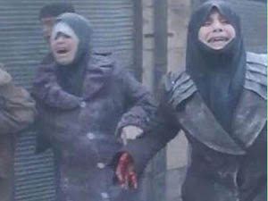 Rejimin Ölümcül Gücü ''Varil Bombaları''