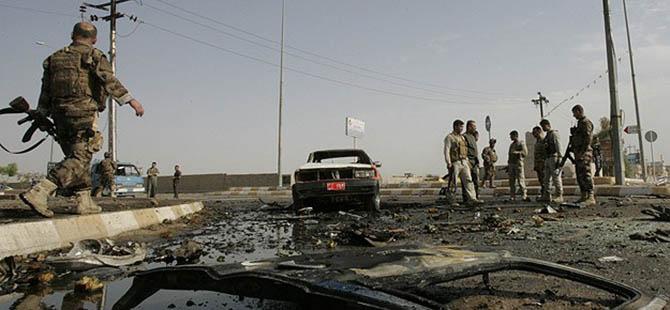Irak'ta Dünkü Patlamaların Bilançosu: 44 Ölü, 114 Yaralı
