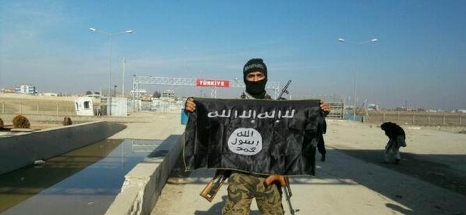 IŞİD Çobanbey'i Ele Geçirdi