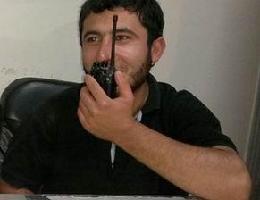 Iğdırlı Ebu Talha (Fırat) Suriye'de Şehit Oldu