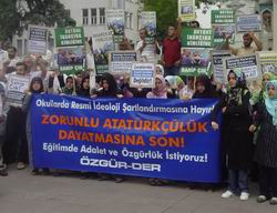 """""""Eğitimde Atatürkçülük Dayatmasına Son!"""""""
