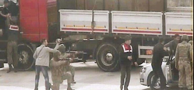 MİT TIR'ında İlk Tutuklama ve Gözaltılar