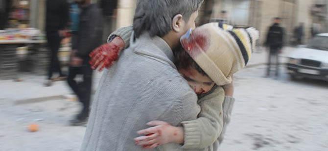 Suriye'de Dün 125 Kardeşimiz Hayatını Kaybetti