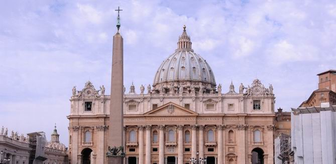 Vatikan Filistin'i Resmen Tanıdı