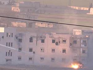 Muhalifler Halep'te İstihbarat Hapishanesini  Kuşattı