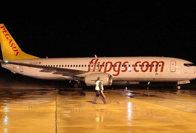 Uçak Kaçırma Girişimi