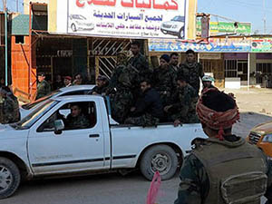 Bağdat'ta Polis Merkezine Saldırı: 4 Ölü, 6 Yaralı