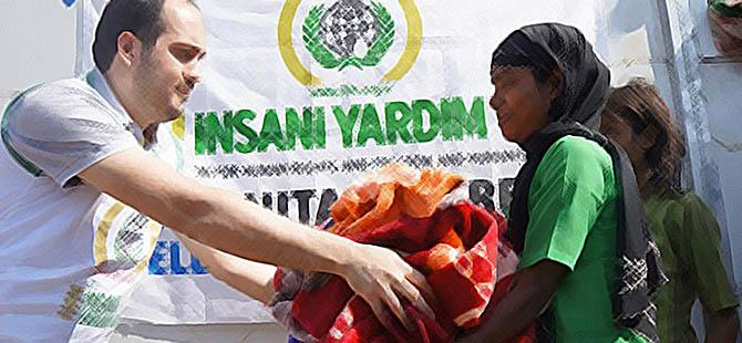 İHH'dan Arakan'a Yardım (FOTO)