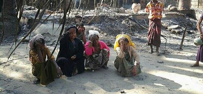 """Fortify Rights: """"Myanmar Hükümeti Sorumlu"""""""