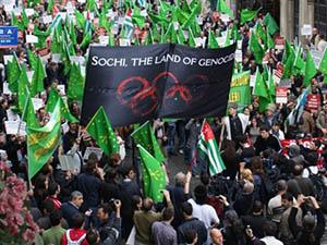 Soçi'de Soykırımın İzini Olimpiyatla Silmek İstiyorlar