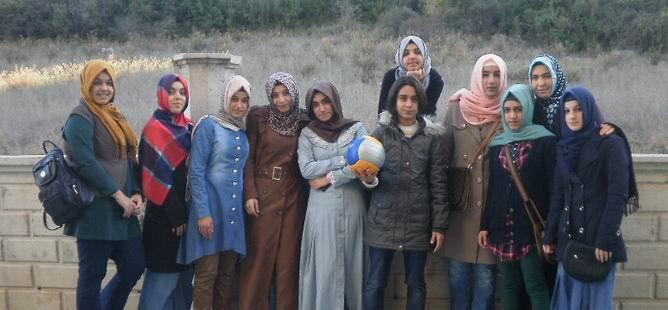Adana Özgür-Der Gençleri  Osmaniye'de  Kamp Yaptı