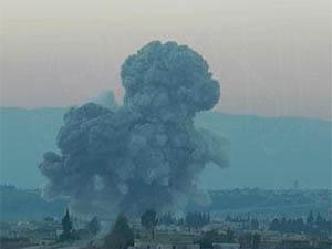 """Esed Güçleri Hama'yı """"Vakum Bombası""""yla Vurdu: 15 Şehit"""