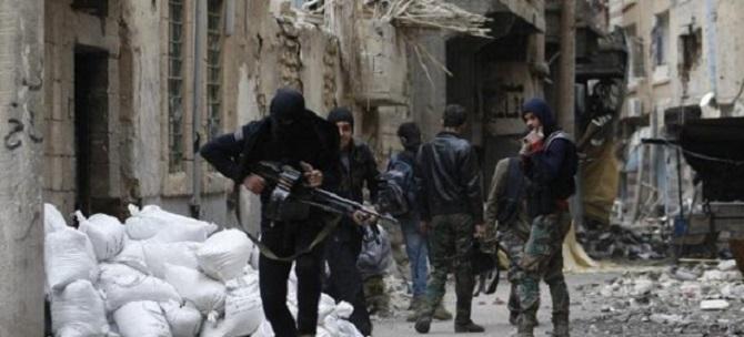 Nusra, Halep'te İstişhadi Eylemlere Başladı