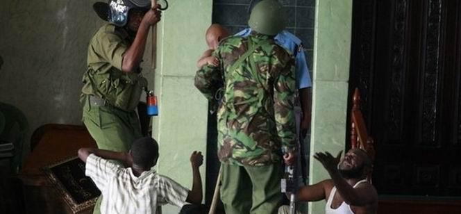 "Kenya Muhalefeti: Camide Çatışma ""Sorumsuzca"""