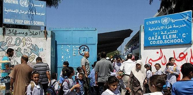 """""""UNRWA Müfredatı İle İşgali Kabul Ettirmeyi Amaçlıyorlar"""""""