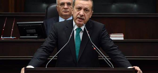 Erdoğan Meclis Grup Toplantısında Konuştu