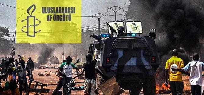 """""""Barış Gücü Balaka Militanlarına Karşı Koymakta Gönülsüz"""""""
