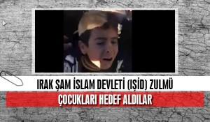 IŞİD Bu Defa Çocukları Hedef Aldı (Video)
