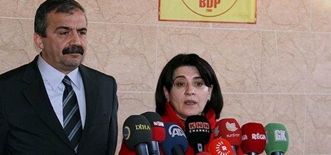 Zana ve Önder, Erbil'de Basın Toplantısı Yaptı