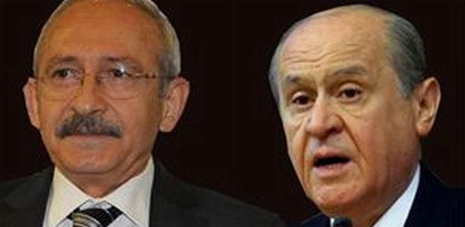 Kılıçdaroğlu ve Bahçeli Hakkındaki Fezlekeler Meclis'te