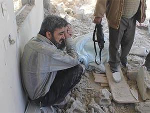 Suriye'de Son 2 Gün: 46'sı Çocuk 258 Şehit (VİDEO)