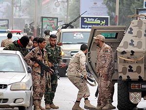 Libya'da Asker Eskisinden Darbeci Üretme Deneyi