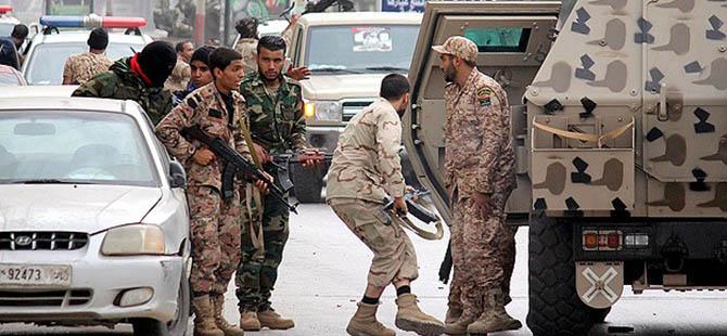 Libya'da Askerî Darbe Girişimi mi?