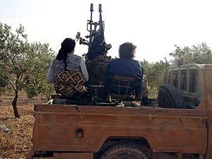 İslami Cepheden Rejim Karargahlarına Operasyon
