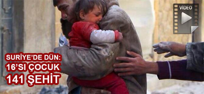Suriye'de Dün 141 Kardeşimiz Şehit Edildi (VİDEO)
