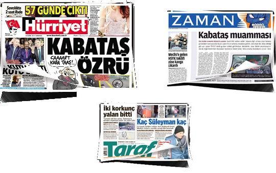 Başörtülü Kadına Karşı Cemaat ve Gezi Medyası El Ele